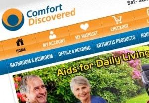 comfort-discoverd