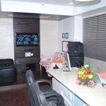Our CEO's office