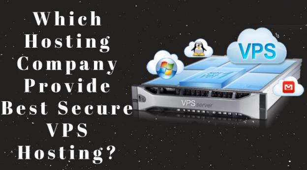 Secure VPS Hosting