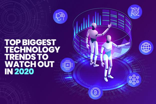 biggest tech trends 2020