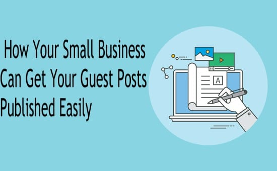 Guest Post for small business